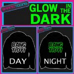 BANG TIDY! KEITH LEMON INSPIRED ADULTS & CHILDRENS GLOW IN THE DARK HOODIE HOODY